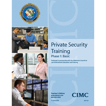 Private Security Phase 1: Basic