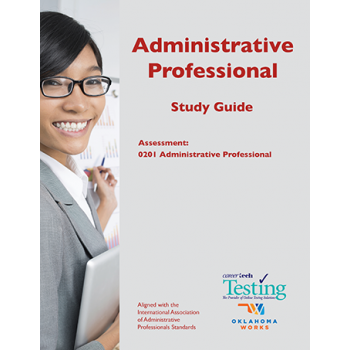 ADMINISTRATIVE PROFESSIONAL STUDY GUIDE