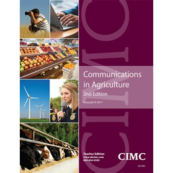 Communications in Agriculture (Teacher)