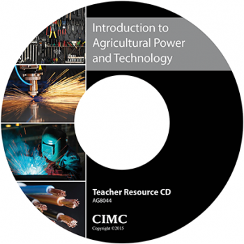 Introduction to Agricultural Power & Technology CD
