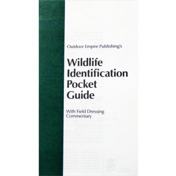 WILDLIFE ID POCKET GUIDE