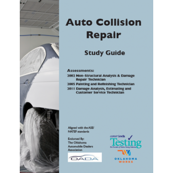 AUTO COLLSION REPAIR: NON-STRUCTURAL ANALYSIS & DAMAGE REPAIR TECHNICIAN ASSESSMENT