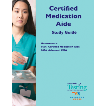 CERTIFIED MEDICATION AIDE STUDY GUIDE