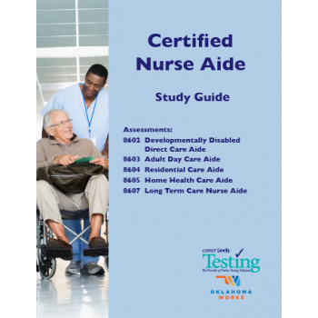 CERTIFIED NURSE AIDE STUDY GUIDE