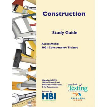 CONSTRUCTION TRAINEE STUDY GUIDE