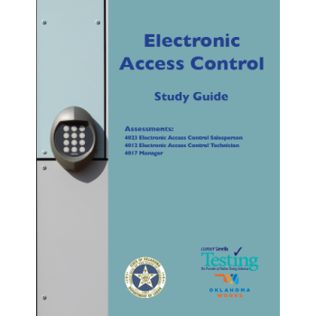 ELECTRONIC ACCESS CONTROL STUDY GUIDE