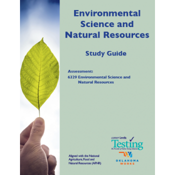 ENVIRONMENTAL SCIENCE & NATURAL RESOURCES STUDY GUIDE