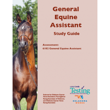 GENERAL EQUINE ASSISTANT STUDY GUIDE