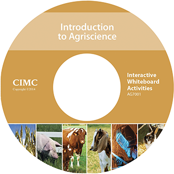 Intro to Agriscience Whiteboard CD