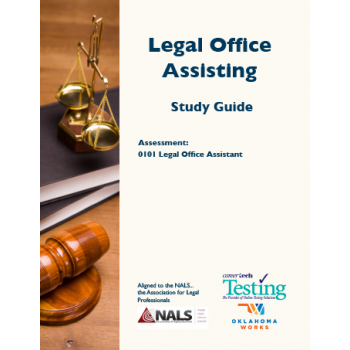 LEGAL OFFICE ASSISTANT STUDY GUIDE