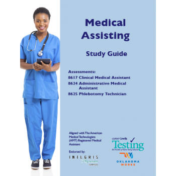 MEDICAL ASSISTING STUDY GUIDE