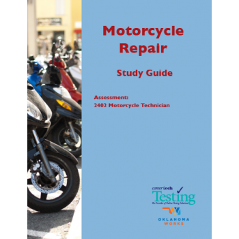 MOTORCYCLE TECHNICIAN STUDY GUIDE