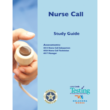 NURSE CALL STUDY GUIDE