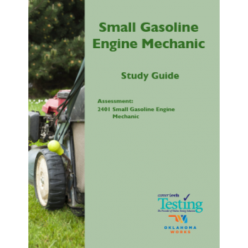 SMALL GASOLINE ENGINE MECHANIC STUDY GUIDE