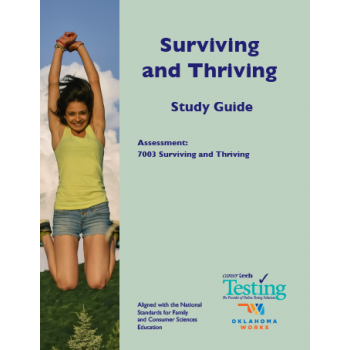 FAMILY & CONSUMER SCIENCES:  SURVIVING & THRIVING ASSESSMENT
