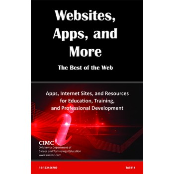 Websites, Apps, and More: Apps, Internet Sites, and Resources for Education, Training, and Professional Development (package of 10)