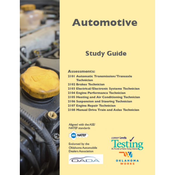 AUTOMOTIVE: ELECTRICAL/ELECTRONIC SYSTEMS TECHNICIAN TEST
