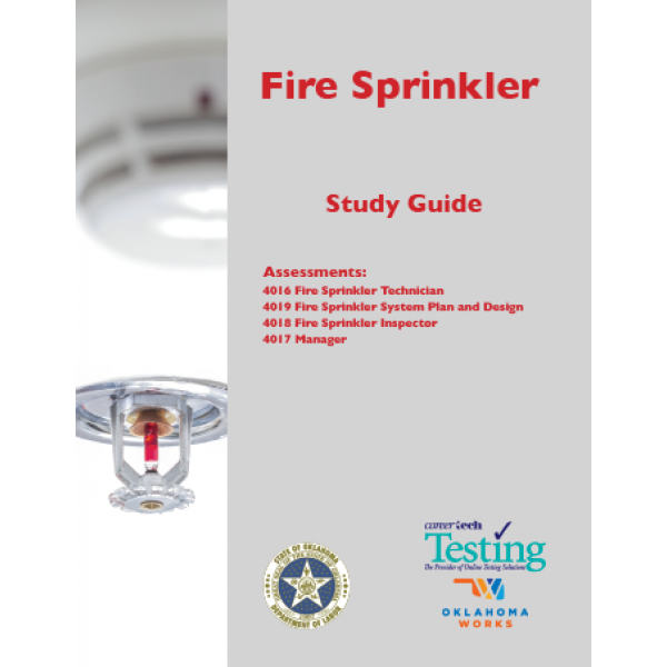 fire sprinkler study guide trade industrial education rh store okcimc com Fire Protection Design Fire Protection Design