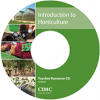 INTRODUCTION TO HORTICULTURE TEACHER RESOURCE CD