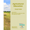 AGRICULTURAL EDUCATION STUDY GUIDE