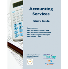 ACCOUNTING SERVICES STUDY GUIDE