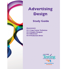 ADVERTISING DESIGN STUDY GUIDE