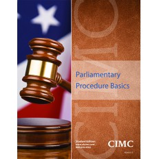 Parliamentary Procedure Basics (set of 5 books)