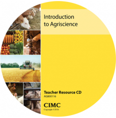 Introduction to Agriscience Resource CD (2016)