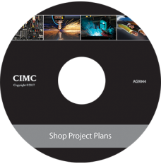 Shop Project Plans CD