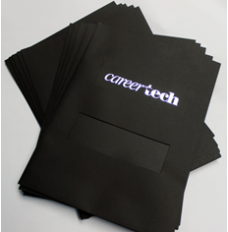 CAREERTECH WINDOW FOLDER 10/PKG