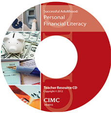 Personal Financial Literacy CD