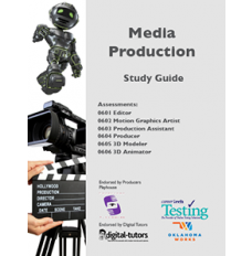 MEDIA PRODUCTION:  3D MODELER ASSESSMENT