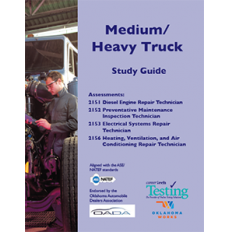 MEDIUM/HEAVY TRUCK STUDY GUIDE