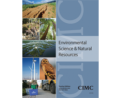Environmental Sciences and Natural Resources