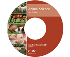 Animal Science Teacher Resource CD