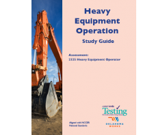 HEAVY EQUIPMENT OPERATOR STUDY GUIDE