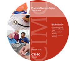 CIMC PRACTICAL NURSING SERIES TEST BANK