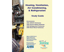 HEATING, VENTILATION, AIR CONDITIONING, AND REFRIGERATION STUDY GUIDE