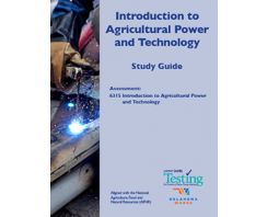 AGRICULTURAL POWER & TECHNOLOGY:  INTRODUCTION TO AGRICTULTURAL POWER & TECHNOLOGY ASSESSMENT