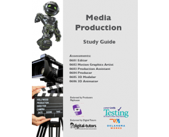 MEDIA PRODUCTION: 3D ANIMATOR ASSESSMENT