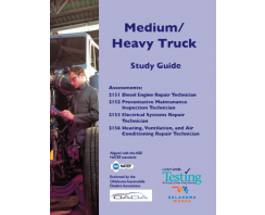 MEDIUM/HEAVY TRUCK:BRAKES TECHNICIAN  ASSESSMENT