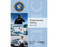 Private Security Phase 1: Basic (Teacher) 2020
