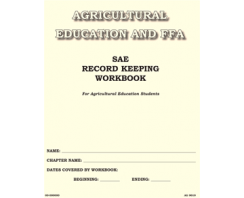 SAE Record Keeping Workbook
