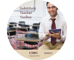 Substitute Teacher Toolbox CD
