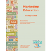 MARKETING EDUCATION STUDY GUIDE