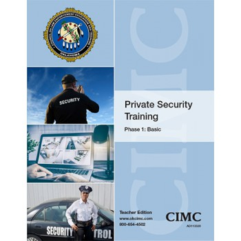 Private Security Phase 1: Basic (Student) 2020