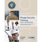 PRIVATE SECURITY PHASE 2: SECURITY GUARD (STUDENT)