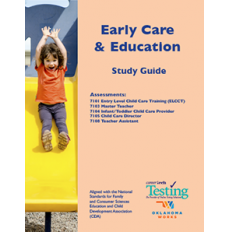 EARLY CARE AND EDUCATION STUDY GUIDE