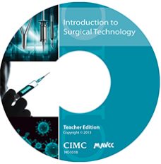 INTRO TO SURGICAL TECHNOLOGY  4TH EDITION (TEACHER - CD Edition)