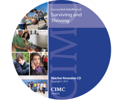 Surviving and Thriving Teacher Resource CD